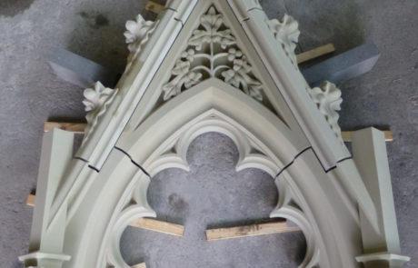 Restaurierung und Sanierung
